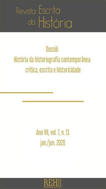 Visualizar História da historiografia contemporânea: crítica, escrita e historicidade